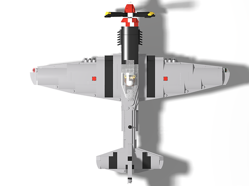 """P-51D Mustang - """"Marinell"""""""