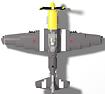 P-51D Mustang Ferocious Frankie