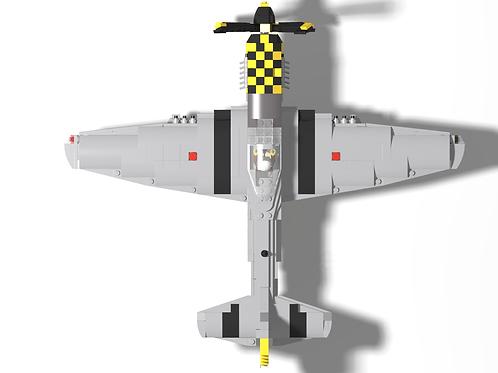 """P-51D Mustang - """"Cincinnati Miss"""""""