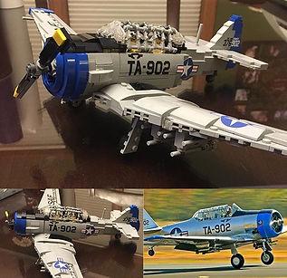 "P-51D Musang - ""Big Beautiful Doll"""