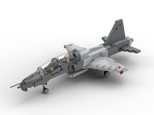 INSTRUCTIONS - T-38 Talon