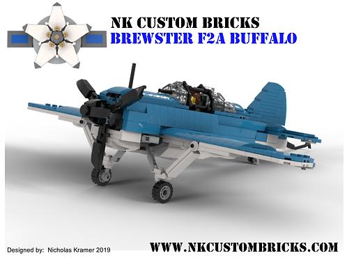 DIGITAL INSTRUCTIONS - Brewster F2A Buffalo