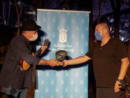 Domingo 'El Colorao', Premio Atlántico Sonoro 2020