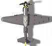 P-51D Mustang Baby Duck