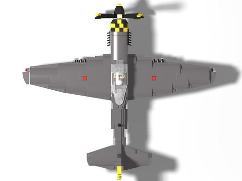 """P-51D Mustang - """"Baby Duck"""""""