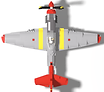 P-51D Mustang Red Tail