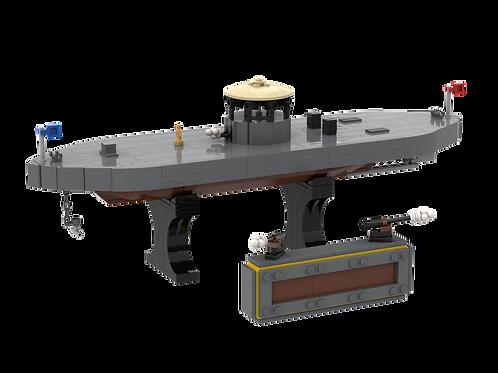 KIT - MWS Ironclad - USS Monitor