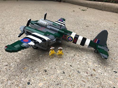 KIT - RAF dh.98 Mosquito (camo)