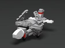 Lego A-6 Intruder