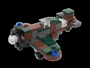 MW Supermarine Spitfire