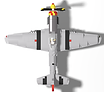 P-51D Mustang Glamorous Glen III