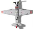 P-51D Mustang Twilight Tear