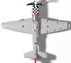 P-51D Mustang Green Hornet