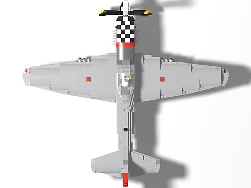 """P-51D Mustang - """"Green Hornet"""""""