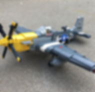 "P-51D Musang - ""Big Beautiful Doll"""