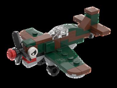 MW P-40 Warhawk
