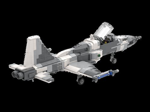 INSTRUCTIONS - F-5 Tiger (Aggressor colors)