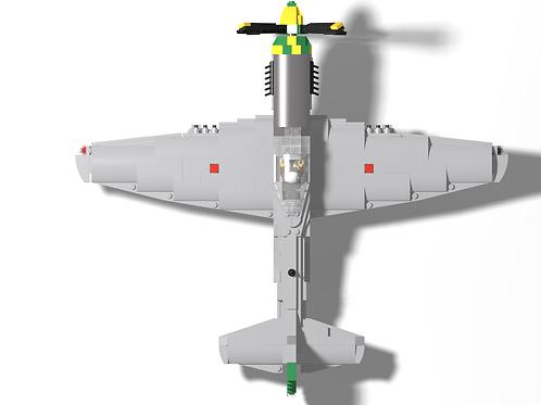"""P-51D Mustang - """"Katydid"""""""