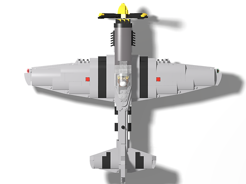 """P-51D Mustang - """"Little Horse"""""""