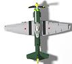P-51D Mustang Miss Marilyn II
