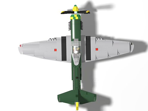 "P-51D Mustang - ""Miss Marilyn II"""