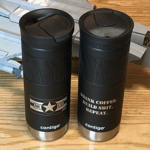 NKCB Coffee mug + Member access