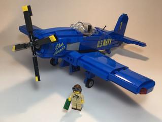 NEW RELEASE!   USN BLUE ANGELS F8F