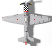 P-51D Mustang unnamed 78th Fighter Group