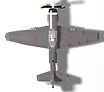 P-51D Mustang Happy Jacks Go Buggy
