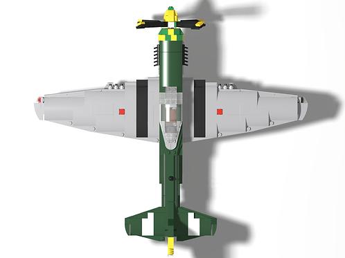 "P-51D Mustang - ""Miss Velma"""