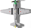 P-51D Mustang Fercious Frankie