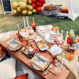 Book a Picnic with My Pretty Little Picnic! Photo by Angela Ochoa