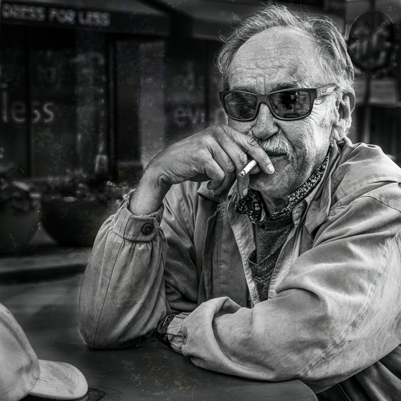 Honorable Mention Street Portraits