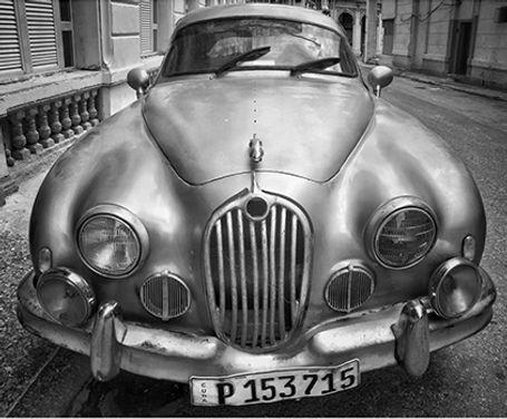 "A Jaguar ""frankencar""!"