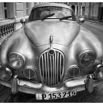 Silver Jag