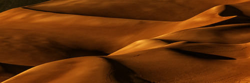 The Great Sand Dunes, Colorado