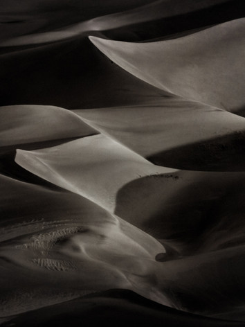The Shapes of the Dunes