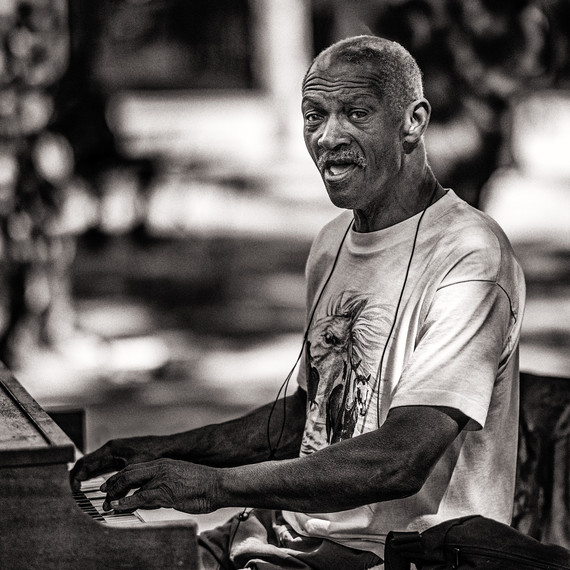 3rd Place Street Portraits