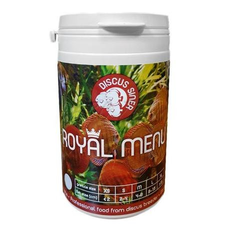 Royal Menu Discus Pellet - S - 130g