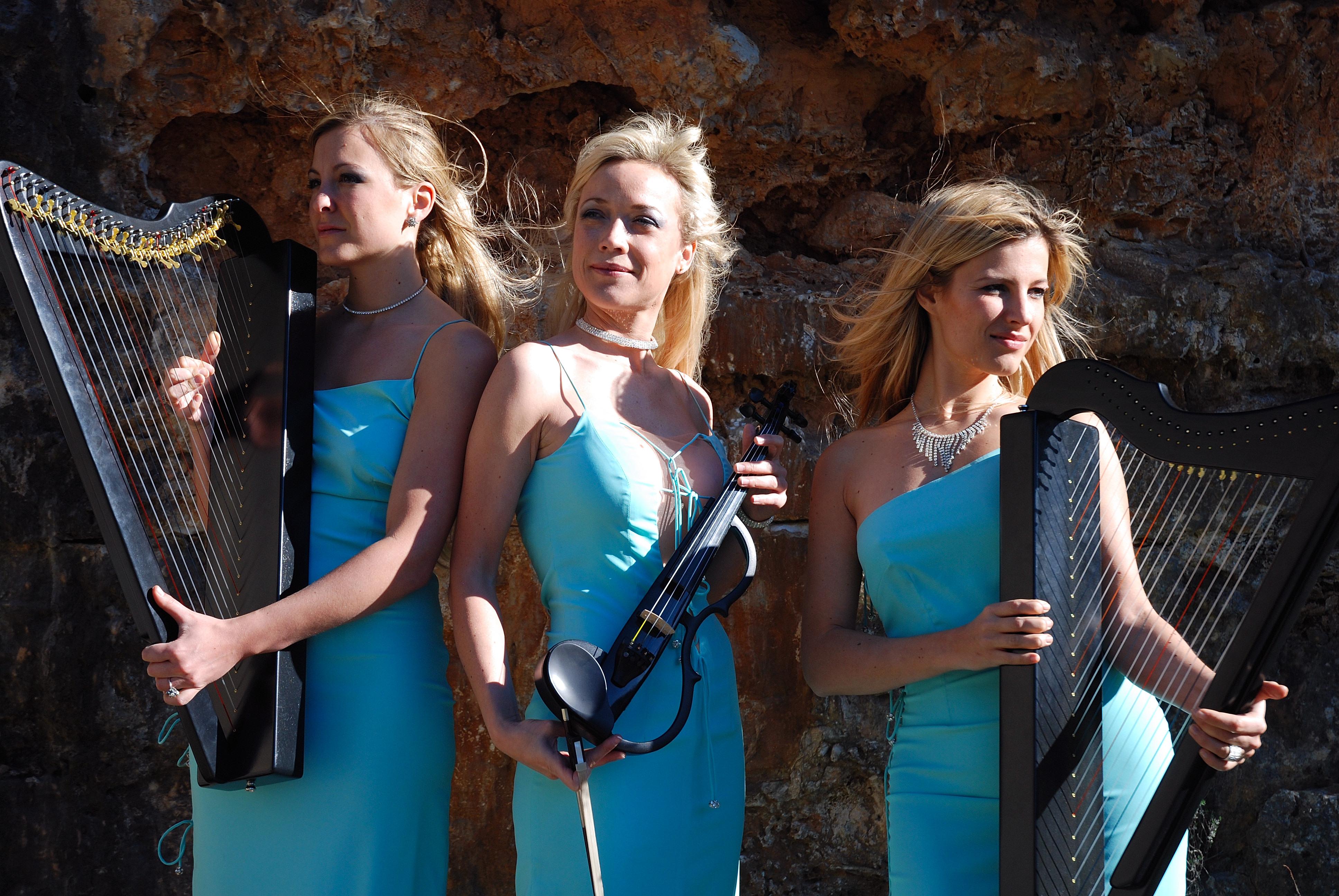 trio bleu GF