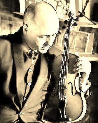 Laurent violon sepia