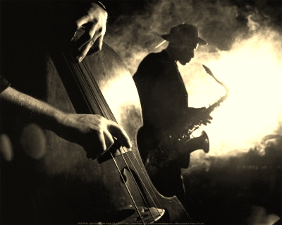 Photo musiciens jazz laurent