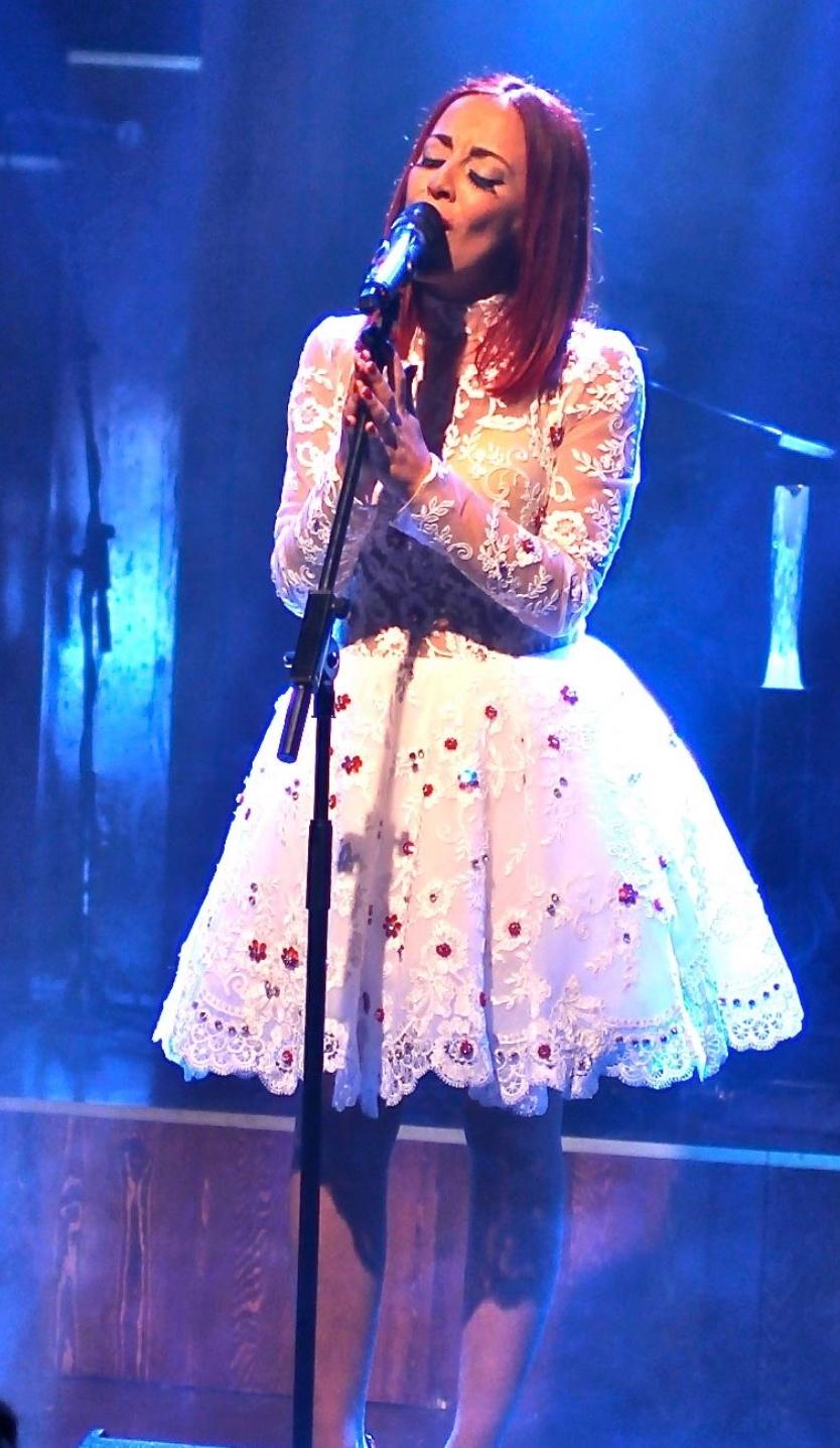Anissa chanteuse sam