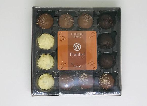 Boîte de chocolat belge