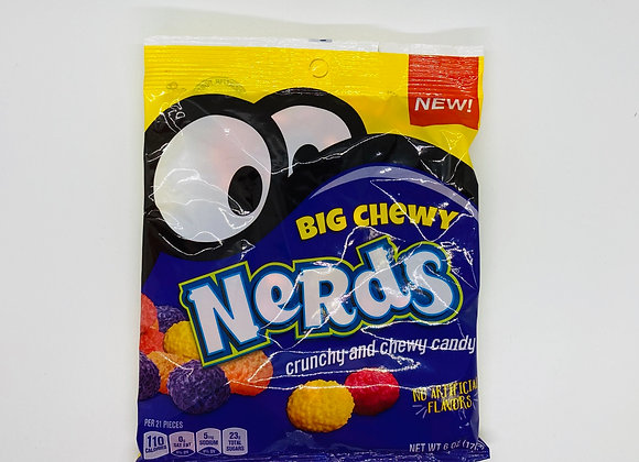 Crispy and chew Candy Nerds
