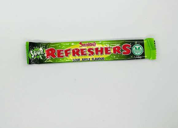 Sour Apple Candy Refreshers