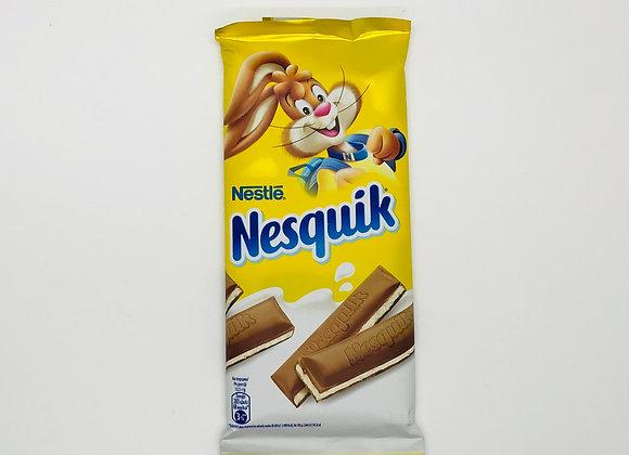 Barre de chocolat Nesquik