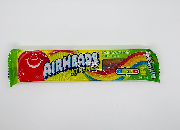 Sour straw airheads