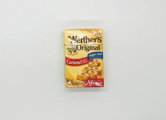 Werther's Original sans sucre