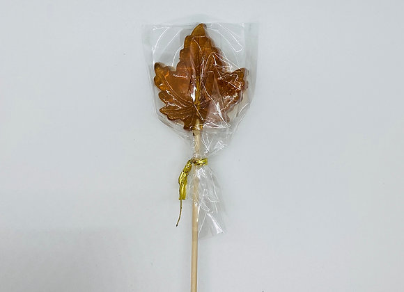 Maple lollipop